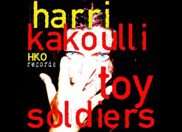 Toy Soldiers by Harri Kakoulli